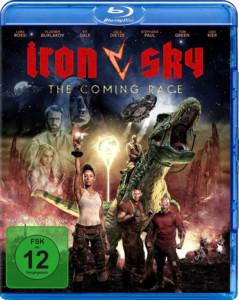 Iron Sky The Coming Race bd Cover