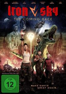Iron Sky The Coming Race DVD Cover