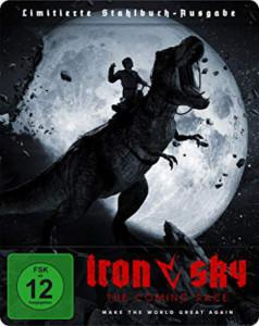 Iron Sky The Coming Race SB Cover