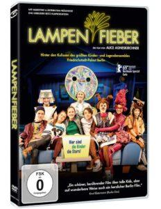 Lampenfieber News DVD Cover