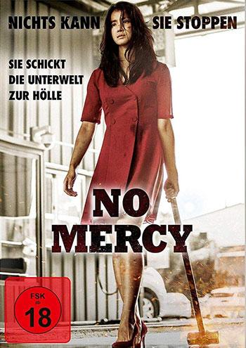 No Mercy - DVD Review Cover
