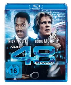 Nur 48 Stunden Review BD Cover