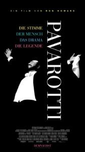 Pavarotti Newsplakat