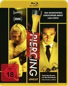Piercing Review BD Cover