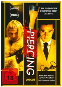Piercing Review DVd Cover