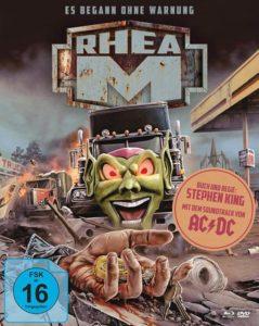 Reah M MB Cover A