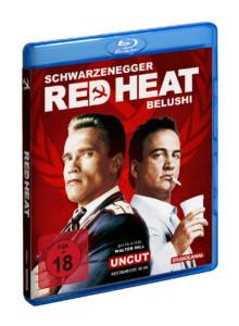 Red Heat News BD Cover