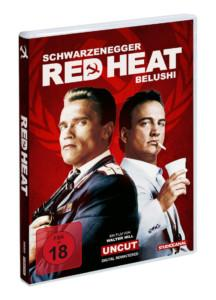 Red Heat News DVD Cover