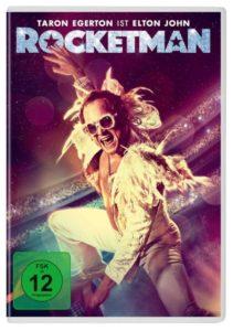 Rocketman News DVD Cover
