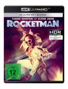 Rocketman UHD Cover