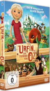 Urfin News DVD Cover