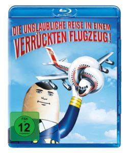 Unglaubliche Reise Flugzeug Review BD Cover
