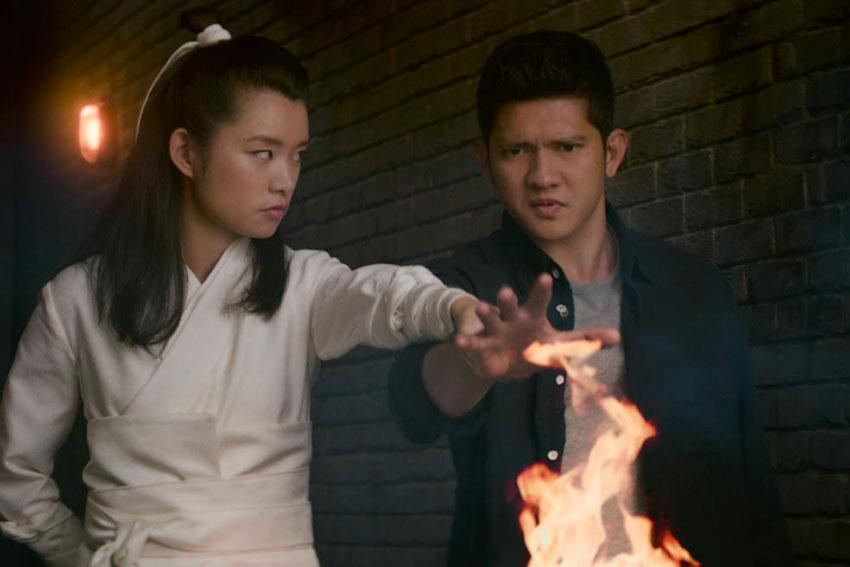 Wu Assassins Staffel 1 Review Netflix Original Filmede