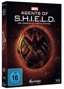 Agents of Shield Staffel 4 BD Cover