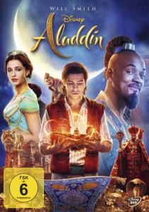 Aladdin Real DVD Cover