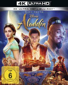 Aladdin Real UHD Cover