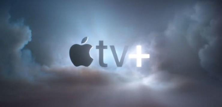 Apple TV+ Streamingdienst Logo
