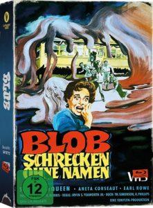 Blob Schrecken ohne Name News VHS Cover