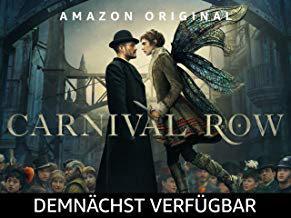 Carnival Row S1 Review in deutsch