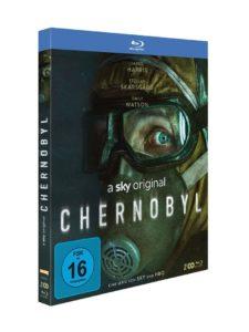 Chernobyl BD Cover
