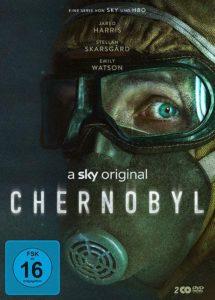 Chernobyl DVD Cover