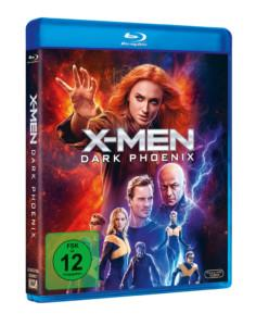 Dark Phoenix BD Cover