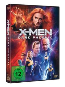 Dark Phoenix DVD Cover