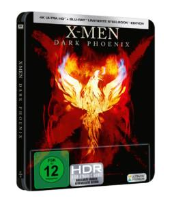 Dark Phoenix SB UHD Cover