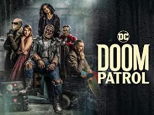 Doom Patrol Staffel 1 Review prime Cover