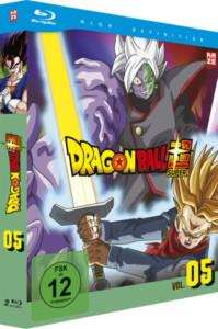 Dragonball Vol 5 Review BD Cover
