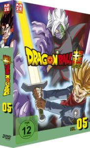 Dragonball Vol 5 Review DVD Cover