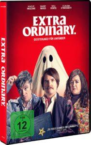 EXTRA ORDINARY News DVD cover