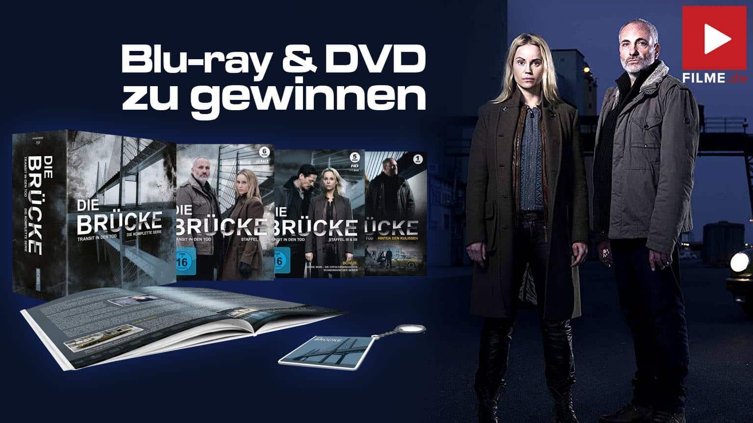 Die Brücke Blu-ray DVD Box Gewinnspiel Artikelbild