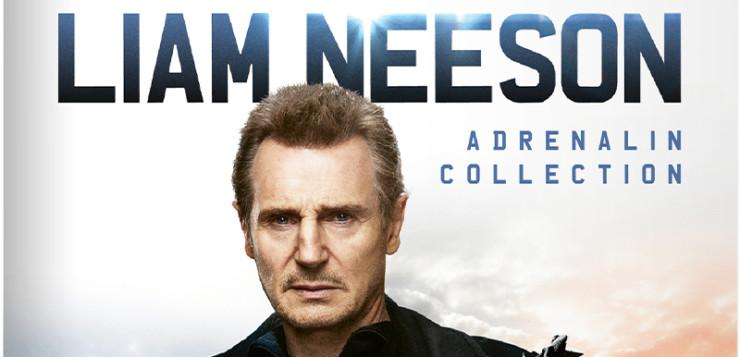 Liam Neeson Adrenalin Collection Artikelbild