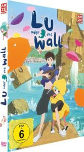Lu Over the Wall DVD Cover