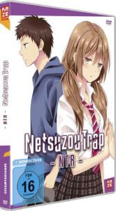 NTR Netsuzou Trap gesamt Review DVD Cover