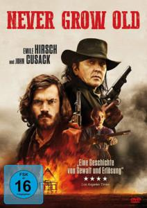 Never Grow Old Review DVD Cover