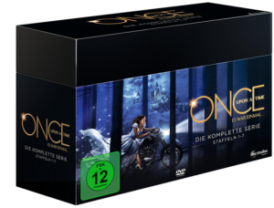 Once Upon a Time News DVD Cover