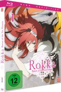 Rokka Vol 1 BD Cover