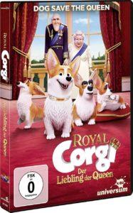 Royal Corgi Review DVD Cover