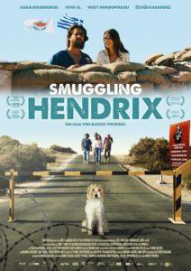 SMUGGLING HENDRIX News Plakat