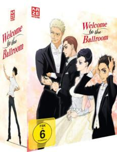 Welcome to the Ballroom Vol1 BD Cover