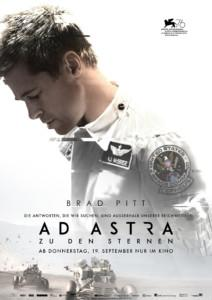 Ad Astra Kino review Plakat