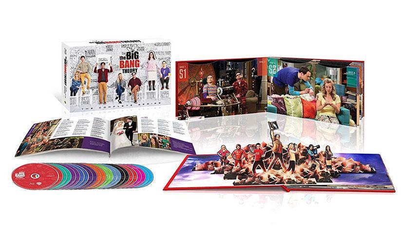 Big band Theory Ultimate Collectors Edition Artiklebild