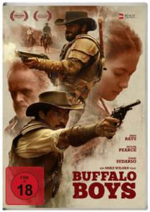 Buffalo Boys News DVD Cover