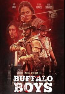 Buffalo Boys News Plakat