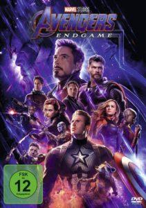 Endgame DVD Cover
