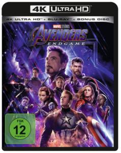 Endgame UHD Cover