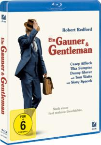 Gauner und Gentleman Review BD Cover