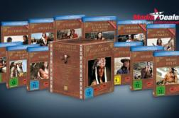 Gojko Mitic - Alle DEFA-Indianerfilme - Gesamtedition (Blu-ray) Deal Media-Dealer.de